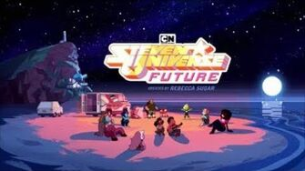 Steven Universe Future opening sequence