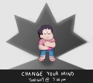 Change Your Mind promo art by Nicole Rodriguez
