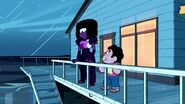 Room For Ruby Garnet and Steven at house deck