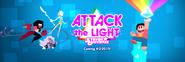 Attack the Light Promo Facebook Banner