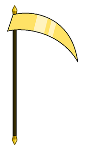 Heliodor's scythe