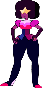 Garnet 3 Model Sheet Pose By TheOffColors