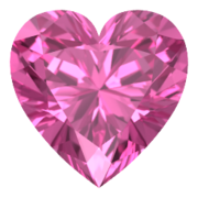 Heart-spinel