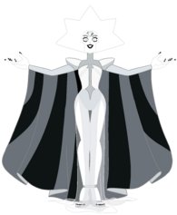 White Diamond (S5) by RylerGamerDBS