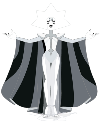 White Diamond Steven Universe Wiki