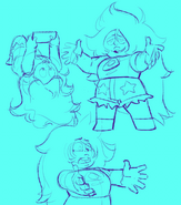NR Amethyst Sketches