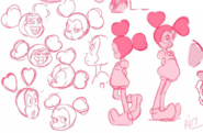 Spinel 2017 Early Concept Art by Rebecca Sugar (2)
