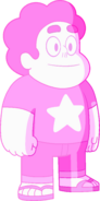 Pink Steven Render By TheOffColors