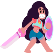 Stevonnie save the light