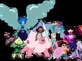 Gemmes de Cristal