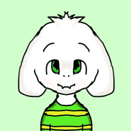 New wiki profile pic by kitty!