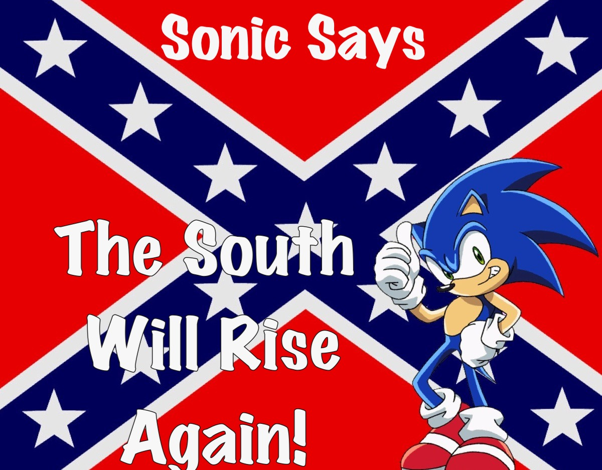 THE SOUTH WILL RISE AGAIN