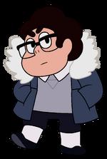 Hipster Steven png
