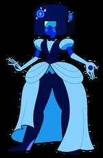 Garnet Wedding Blue