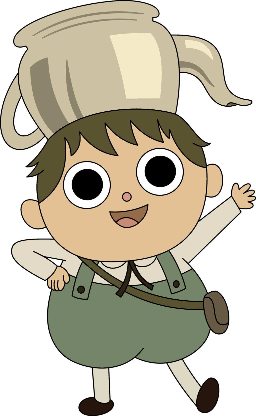 Image Over The Garden Wall Actual Character Gregory By Ncontreras207 Steven