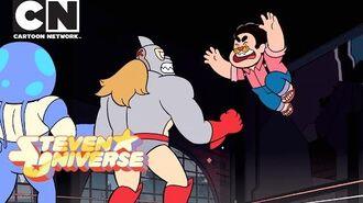 Steven Universe - Untergrund-Wrestling (EN - Tiger Philanthropist)