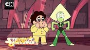 Peridot Unbubbled I Steven Universe I Cartoon Network