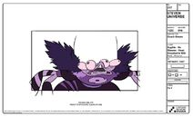 Sugilite Defeated Model Sheet