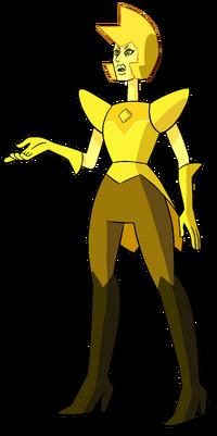 Жёлтый АлмазоБанан Gekapy 2.0