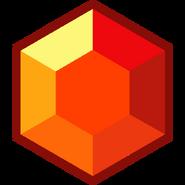 Hexagonal Jasper