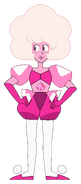 Pink Diamond Model Sheet
