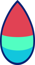 AquaEyeball Fusion Gemstone2