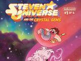 Стивен Юниверс и Кристальные самоцветы. Выпуск 1