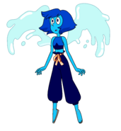 Lapis Homeworld palette edited ByMaleLapis original By TheOffColors