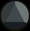 Sapphire Obsidian Gemstone