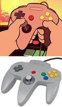 N64 Gem Drill Ref