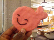 Rose's Room Tiny Floating Whale Cookies 2
