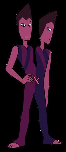 Rutile-Zwillinge