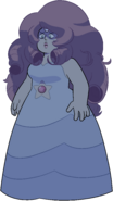 Su pearl rose quartz by Undertalefan2468