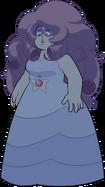 Su pearl rose quartz by Undertalefan2468
