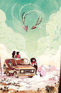 Steven Universe Issue 12 Cover B