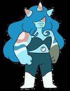 Blue Lace's sand palette