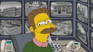 Ned Flanders's smile