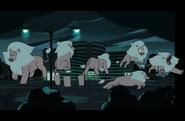 Nightmare Hospital - Lion palette (Night)
