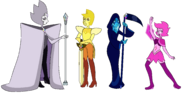Diamond Weapons