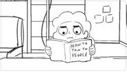 Sworn to the Sword Storyboard Steven Reading