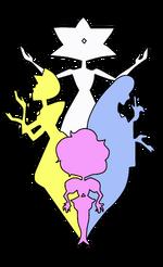 The Diamond Authority flashback mural
