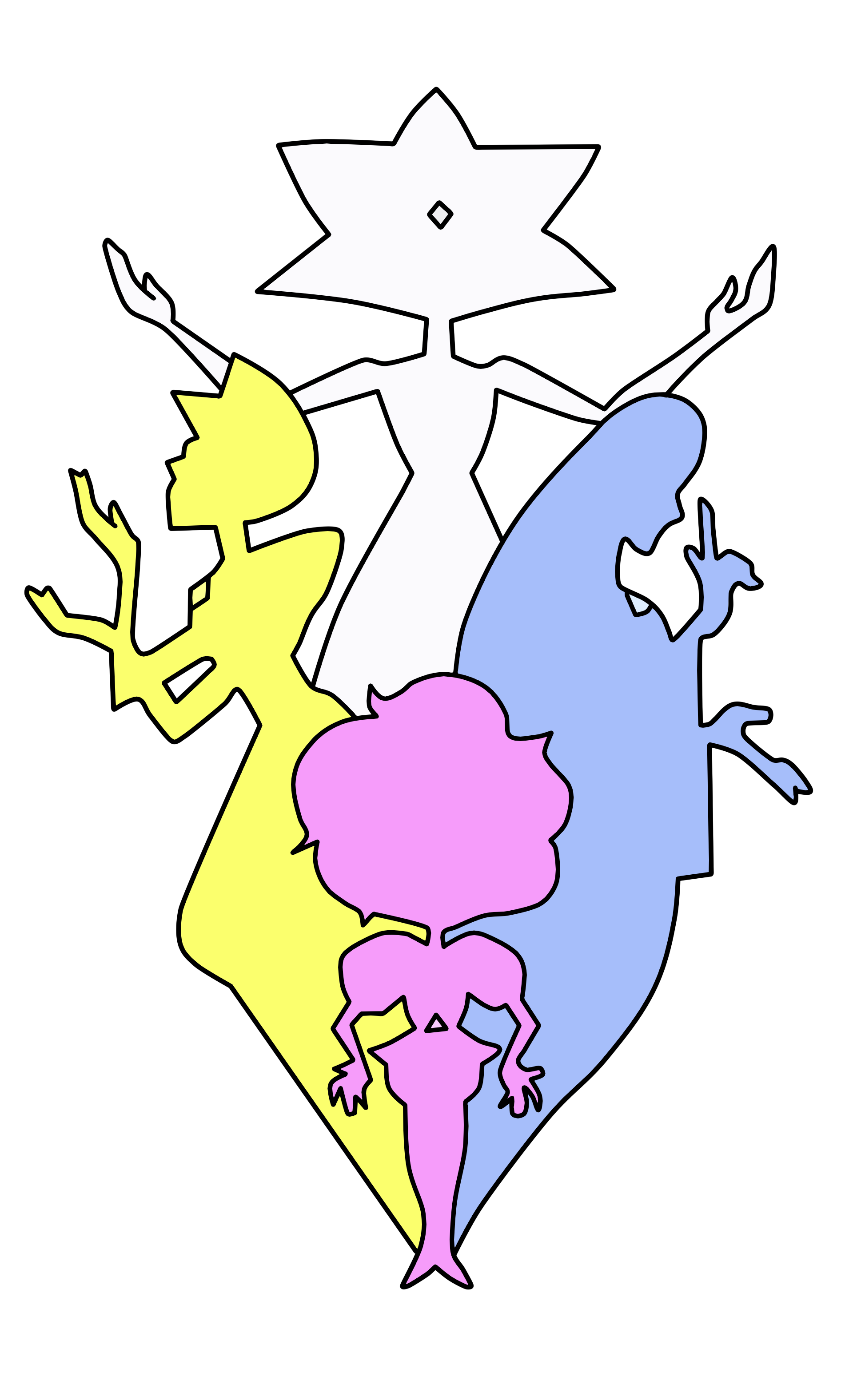 e73a6c4de The Great Diamond Authority | Steven Universe Wiki | FANDOM powered ...