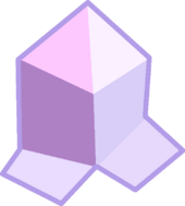 UnknownPaleLavenderGemstone