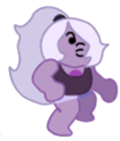 Amethyst in spike squad