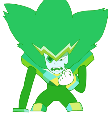 Emerald Steven Universe Wiki Fandom Powered By Wikia