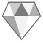 Image-white-diamond-gemstone-png-steven-universe-wiki-gems-png-black-and-white-200 200