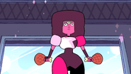 SU - Arcade Mania Garnet Kinda Looks Like She's Dancing Here