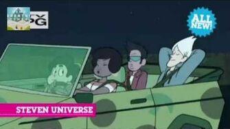 Steven Universe Joy Ride (Short Promo) 2