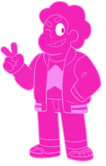 UltraPink steven by bearbro123