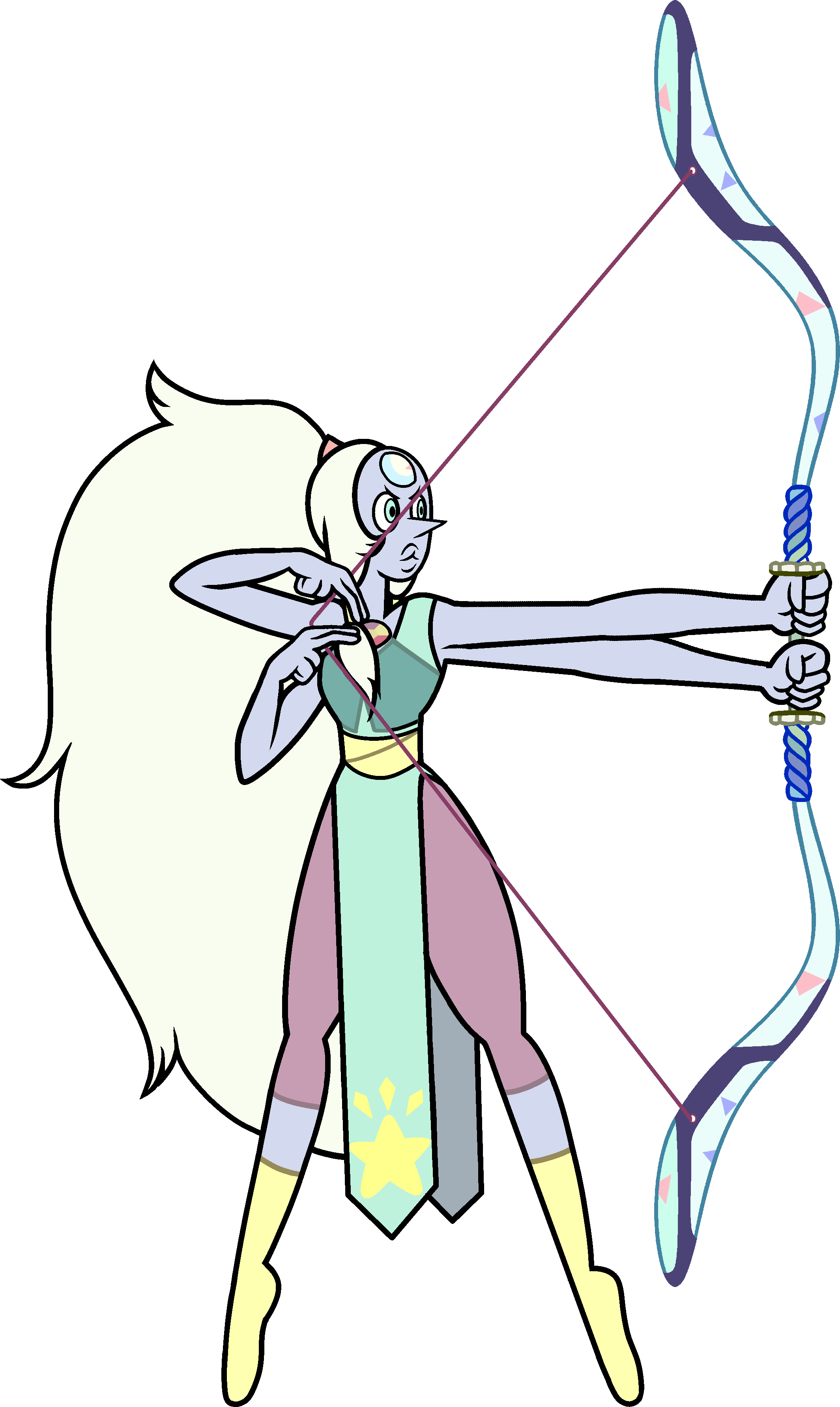another opal template concluded steven universe wiki fandom
